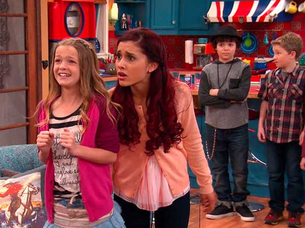 "Sam & Cat: ""#BabysitterWar"""