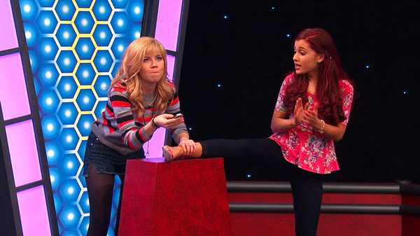 "Sam & Cat: ""#TextingCompetition"""