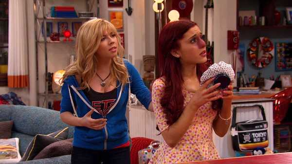 "Sam & Cat: ""#SecretSafe"""