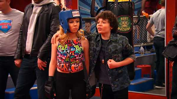"Sam & Cat: ""#KnockOut"""