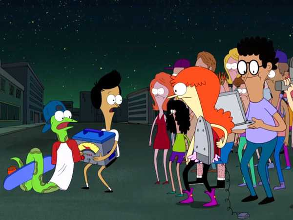 "Sanjay and Craig: ""Blackout/Family Re-Noodman"""