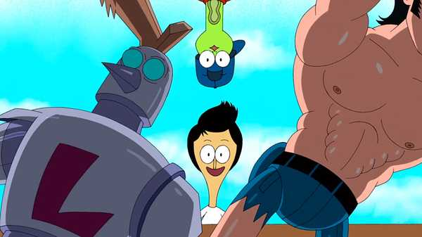 "Sanjay and Craig: ""Screamday/Enter Sandman"""