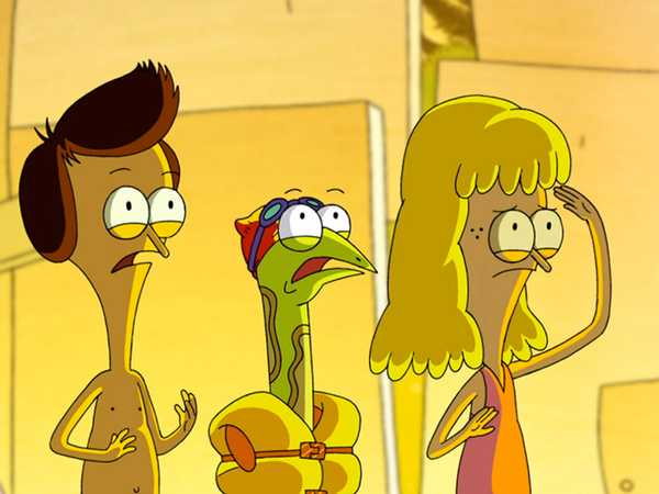 "Sanjay and Craig: ""Hot Heads/Lundgren Loner"""