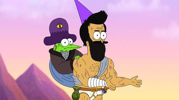 "Sanjay and Craig: ""Ain't No Fang/Balzalderac!"""