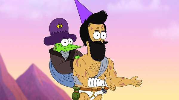 """Sanjay and Craig: """"Ain't No Fang/Balzalderac!"""""""