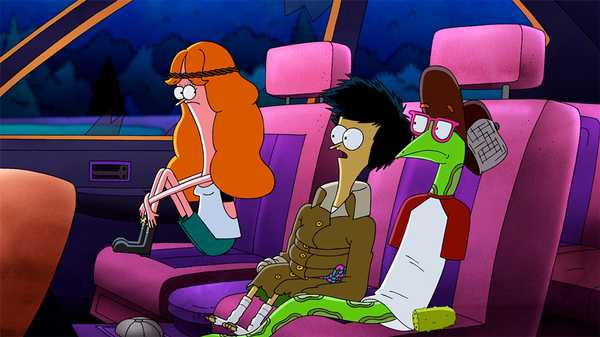 """Sanjay and Craig: """"Master Smashers/All Couped Up"""""""