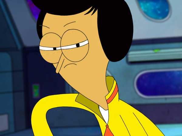 "Sanjay and Craig: Alien Craig: ""Alien Craig!"""