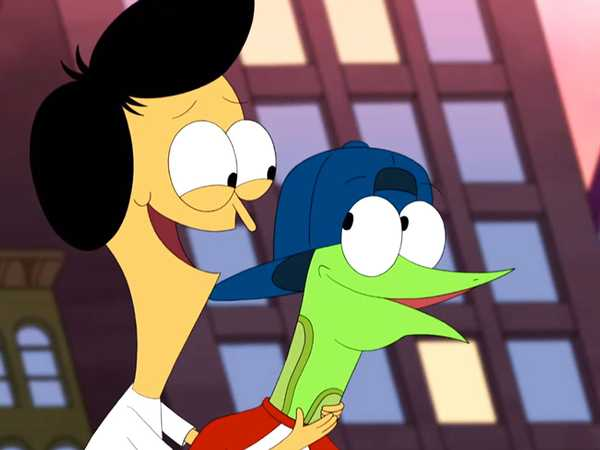 "Sanjay and Craig: ""Brett Venom, M.D. / Laugh Quake"""