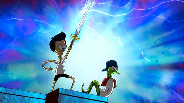 "Sanjay and Craig: ""Hot Sauce Boss/Ghost Pool"""