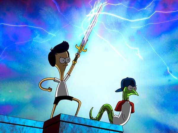 "Sanjay and Craig: ""Hot Sauce Boss/Ghost Pool"""