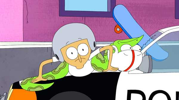"Sanjay and Craig: ""Shirts Off/Middle Shame"""
