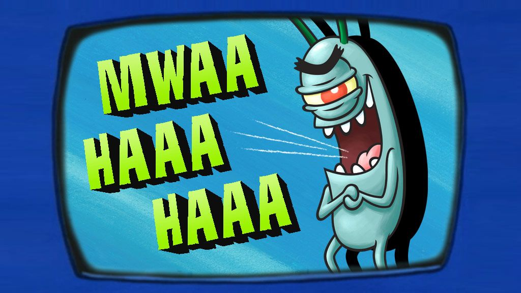 Evil Laugh Gif Spongebob Evil Laugh Spongebob Evil