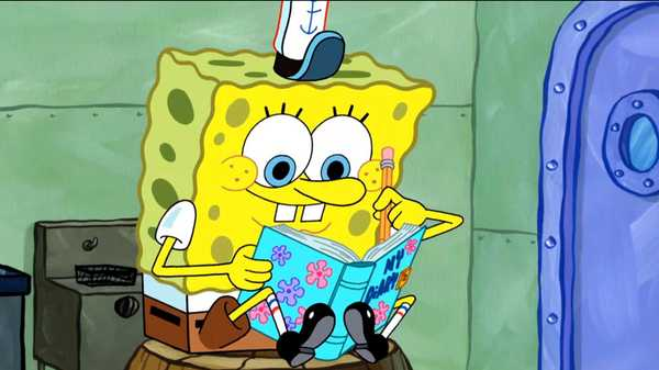"Spongebob SquarePants: ""Little Yellow Book/Bumper to Bumper"""