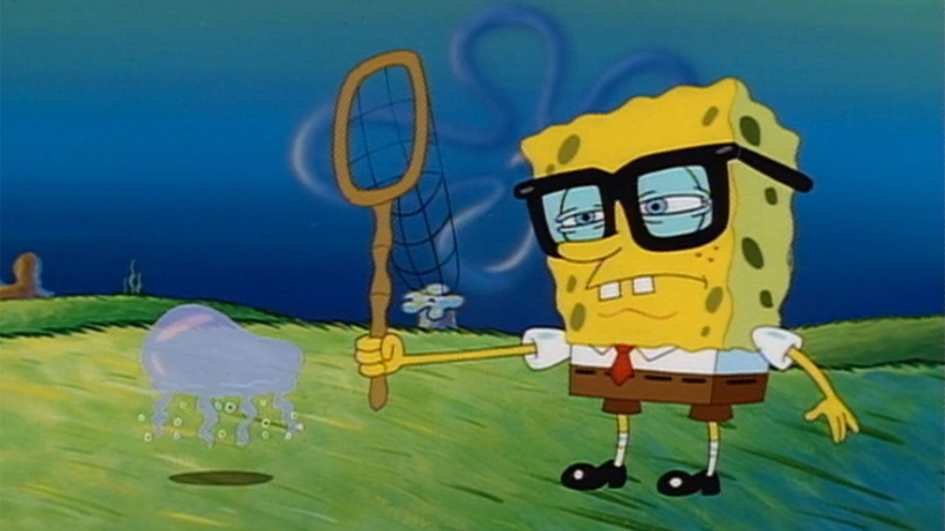 spongebob squarepants full episodes help wanted reef blowers tea at