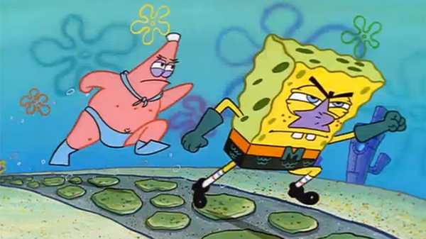 "SpongeBob SquarePants: ""Mermaid Man and Barnacle Boy/Pickles"""