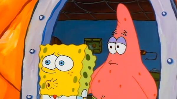 "SpongeBob SquarePants: ""Scaredy Pants/I Was a Teenage Gary"""
