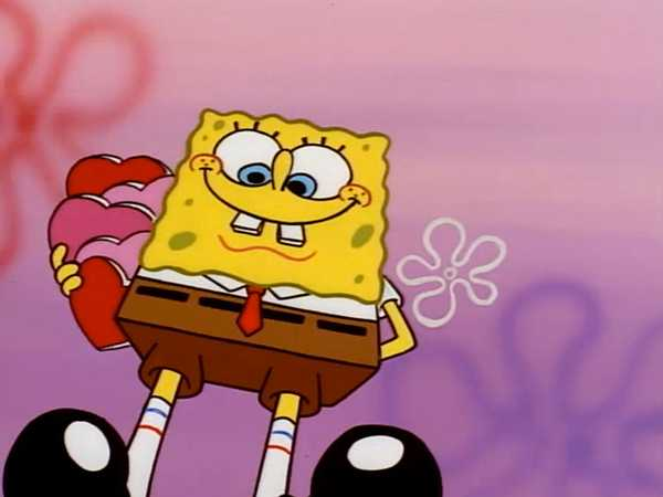"SpongeBob SquarePants: ""Valentine's Day/The Paper"""