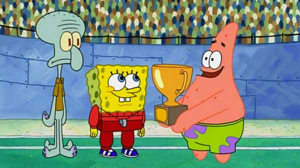 "SpongeBob SquarePants: ""The Great Snail Race/Mid-Life Crustacean"""