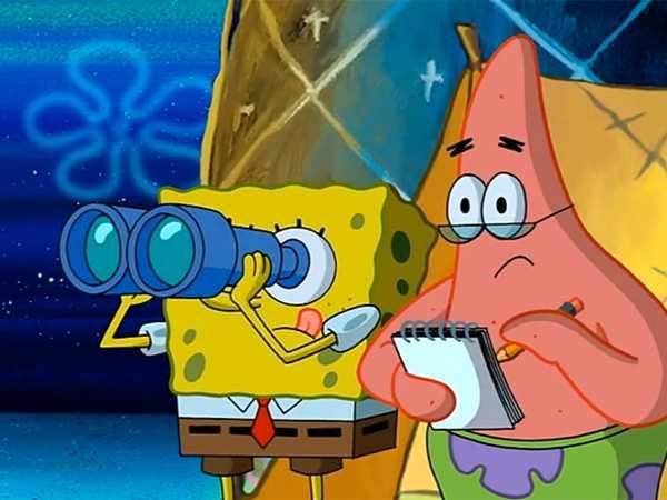 "SpongeBob SquarePants: ""Krabby Land/The Camping Episode"""