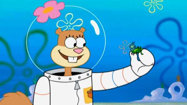 """SpongeBob SquarePants: """"The Inmates of Summer/To Save a Squirrel"""""""