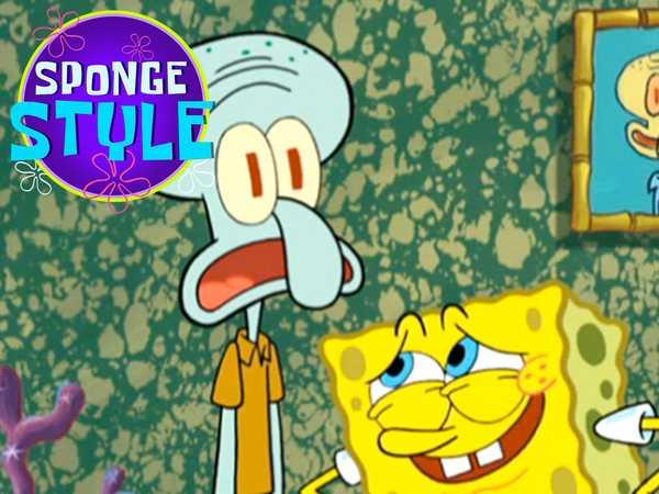 "SpongeBob SquarePants: ""Squid's Visit/To Squarepants or Not To Square Pants"""