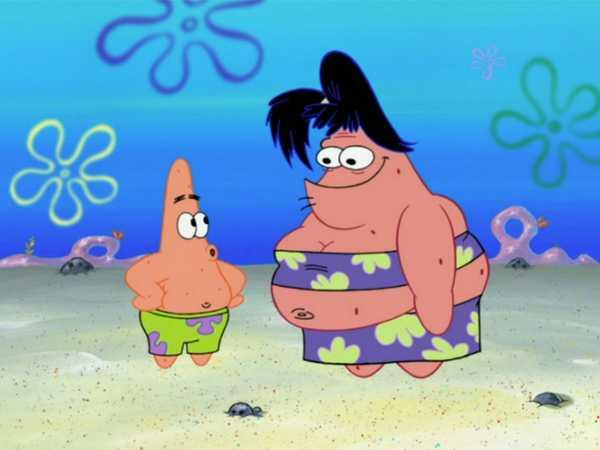 "SpongeBob SquarePants: ""Big Sister Sam/Perfect Chemistry"""