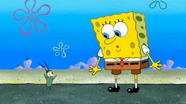 "SpongeBob SquarePants: ""Mermaid Man Begins/Plankton's Good Eye"""