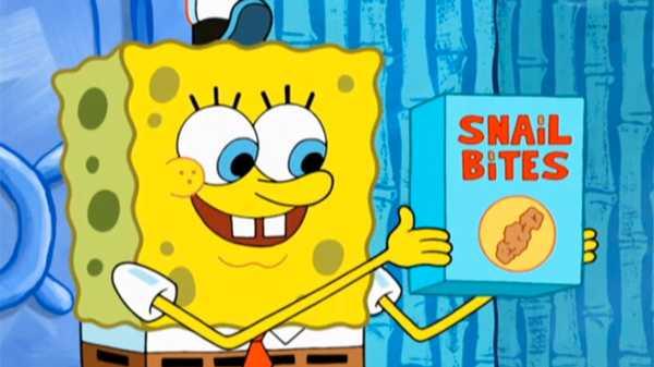 "SpongeBob SquarePants: ""Treats!/For Here or To Go"""