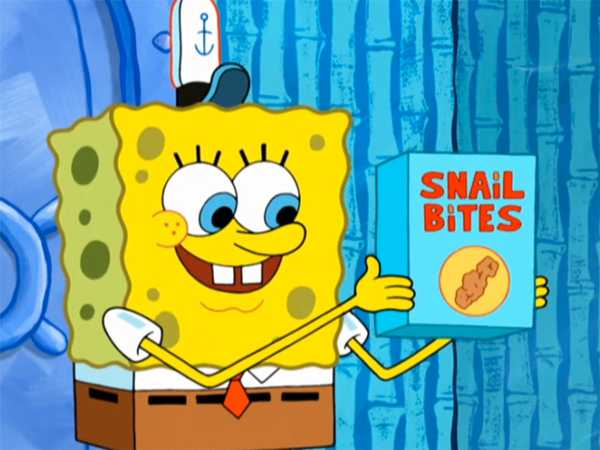 "SpongeBob SquarePants: ""Treats!/For Here or To Go"""