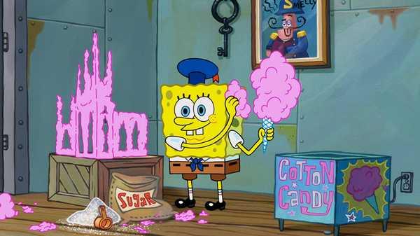 "SpongeBob SquarePants: ""Pull Up a Barrel/Squid Plus One"""