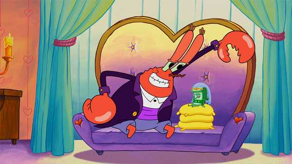 "SpongeBob SquarePants: ""The Fish Bowl/Married to Money"""