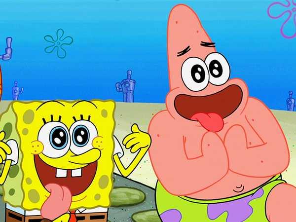 "SpongeBob SquarePants: ""The Fish Bowl"""