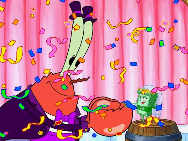 "SpongeBob SquarePants: ""Married to Money"""