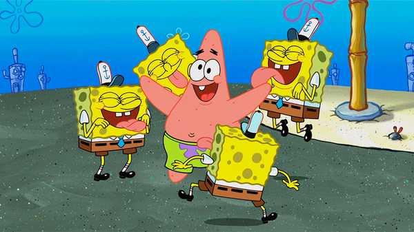 "SpongeBob SquarePants: ""Sharks vs. Pods/CopyBob DittoPants"""