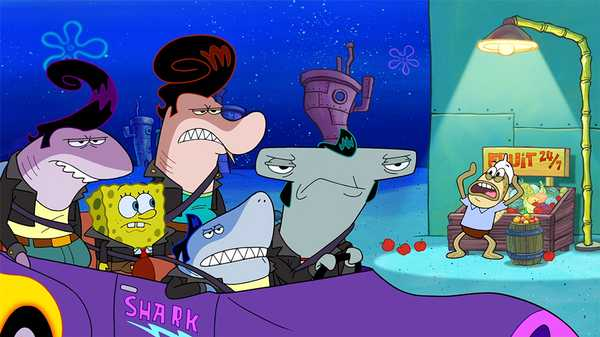 "SpongeBob SquarePants: ""Sharks vs. Pods"""