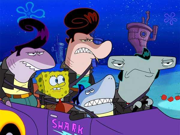 "SpongeBob SquarePants: ""Sharks vs. Pods"""