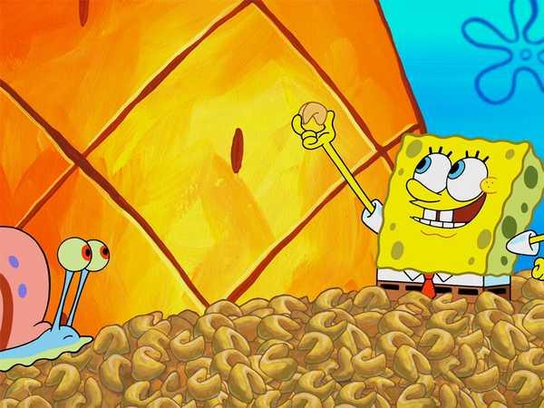"""SpongeBob SquarePants: """"Lame and Fortune"""""""