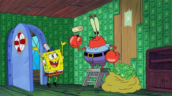 "SpongeBob SquarePants: ""Sandy's Nutmare/Bulletin Board"""