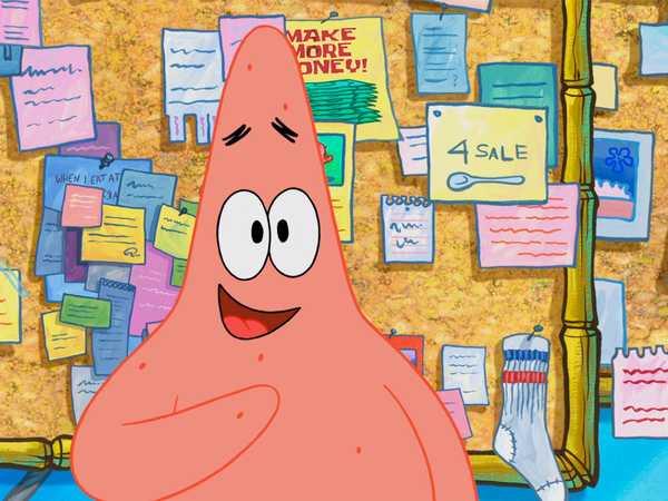 "SpongeBob SquarePants: ""Bulletin Board"""