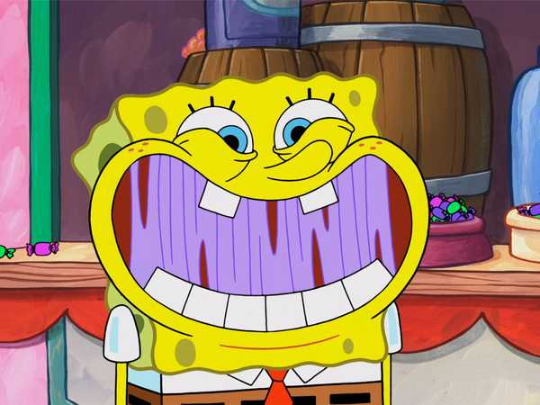 "SpongeBob SquarePants: ""The Whole Tooth"""