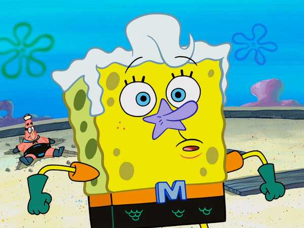"SpongeBob SquarePants: ""Whirlybrains/MermaidPants"""