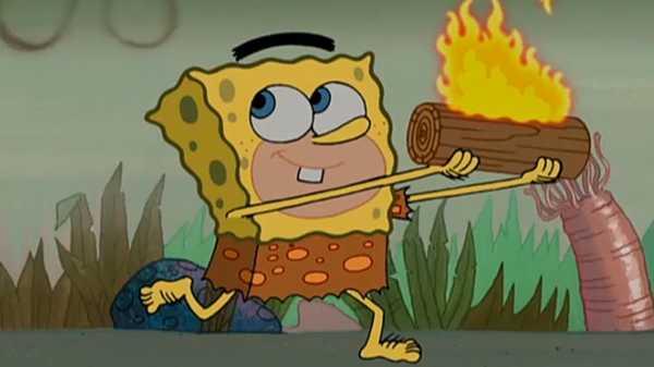 "SpongeBob SquarePants: ""Spongebob BC"""