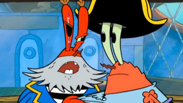 "SpongeBob SquarePants: ""Grandpappy the Pirate/Cephalopod Lodge"""