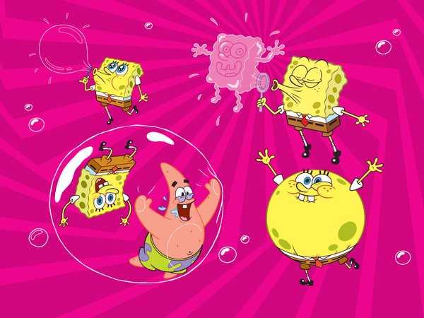Spongebob Squarepants: Greatest Bubbles of All Time