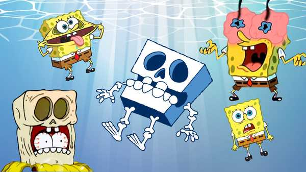 Spongebob Squarepants: Spongebob's Greatest Freakouts!