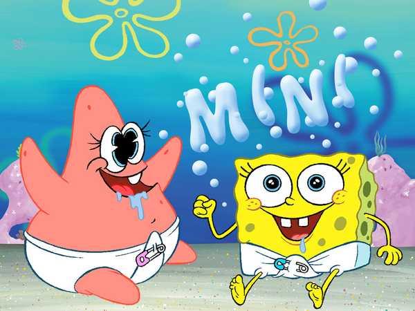 """SpongeBob SquarePants: """"Lessons Learned"""""""