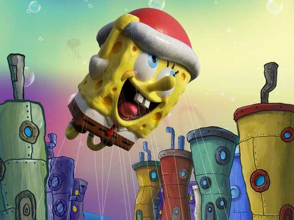 "SpongeBob SquarePants: ""SpongeBob Takes Flight"""