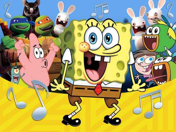 "SpongeBob SquarePants: ""SpongeBob Anthem!"""
