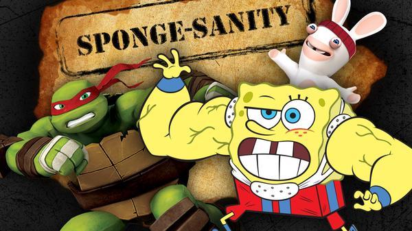 "SpongeBob SquarePants: ""Sponge-Sanity"""
