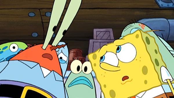 "SpongeBob SquarePants: ""The Lost Mattress/Krabs VS Plankton"""
